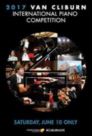 2017 Cliburn Competition